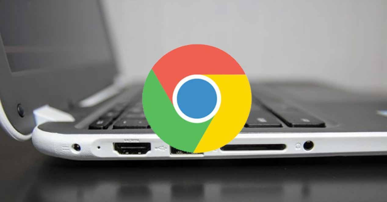 Chromebook USB