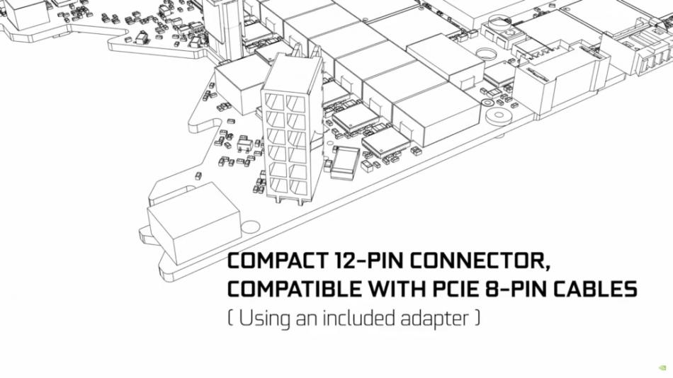 Así es la nueva NVIDIA RTX: más corta y con 20 fases de energía 3