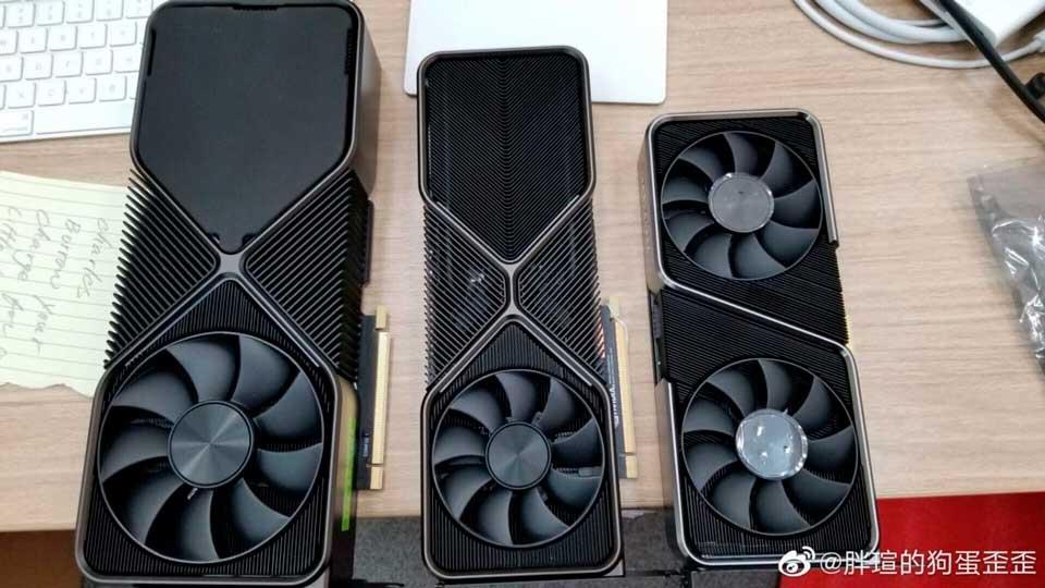 Familia GeForce RTX 30