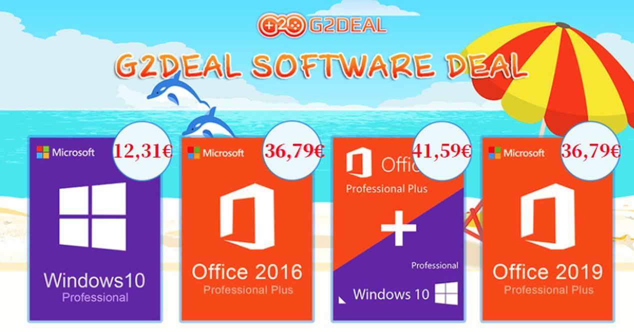 Ofertas G2Deal Octubre 2020