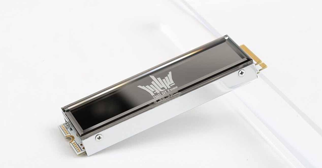 Galax HOF SSD PS5