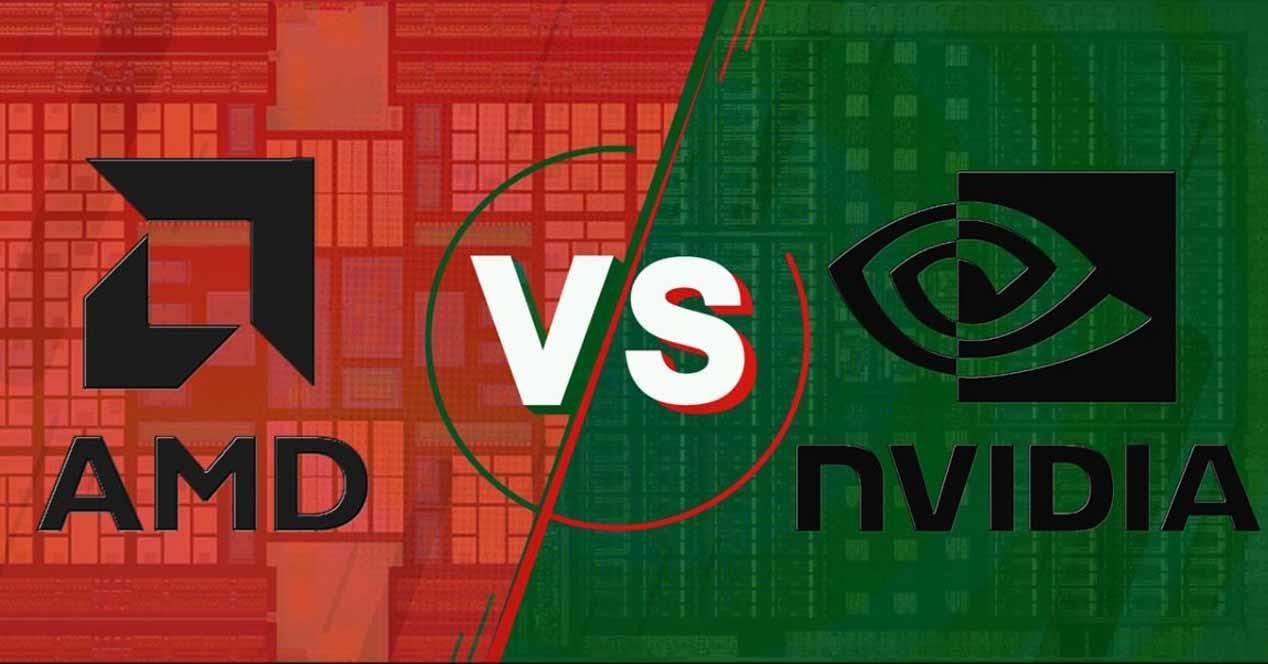 Gráfica AMD vs NVIDIA