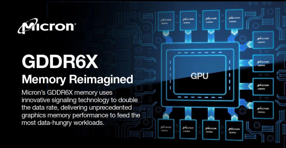 Micron GDDR6X