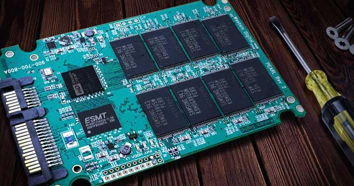 SSD broken bottlenecks