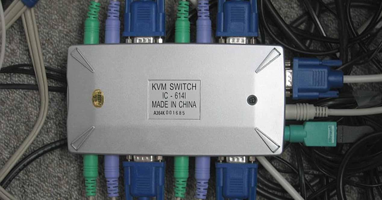 Switch KVM