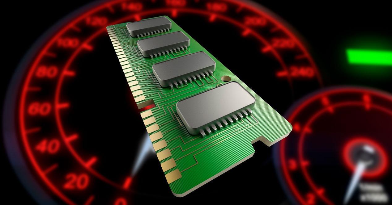 Velocidad memoria RAM