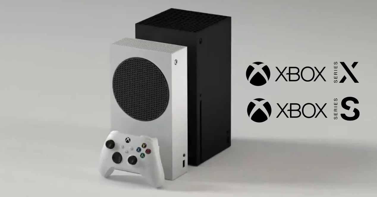 Xbox Series S diseño