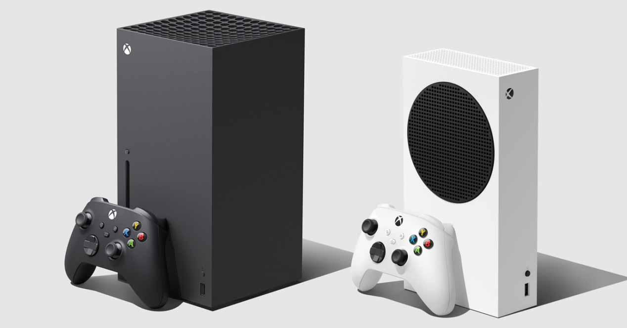 Consolas Xbox Series