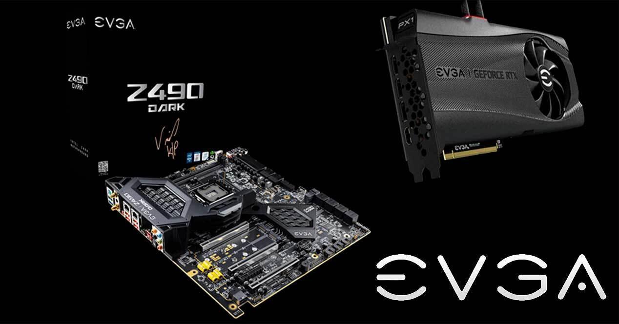 EVGA Z490 y RTX 3090 KINGPIN