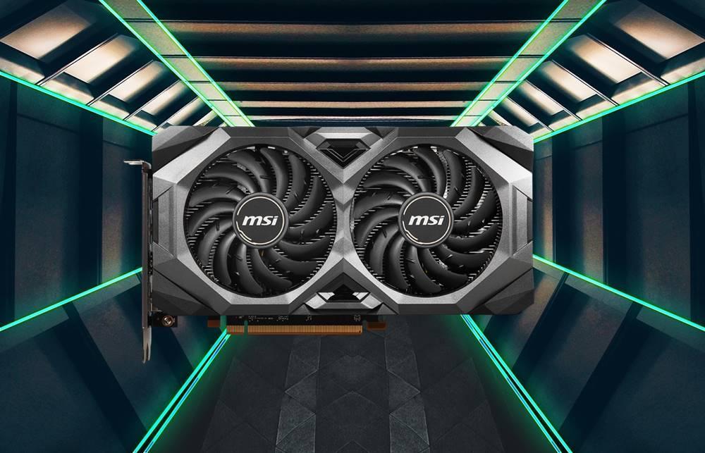 mejores tarjetas gráficas 300 € MSI Radeon RX 5600 XT MECH