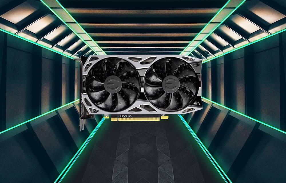 EVGA GeForce GTX 1660 mejores tarjetas gráficas 300 € SUPER SC ULTRA GAMING 6GB GDDR6