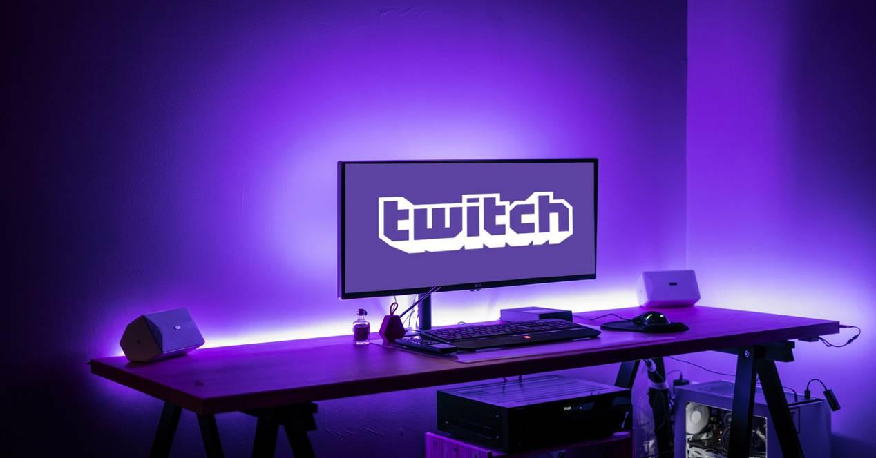 streaming twitch