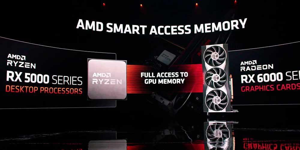 AMD-Smart-Access-Memory