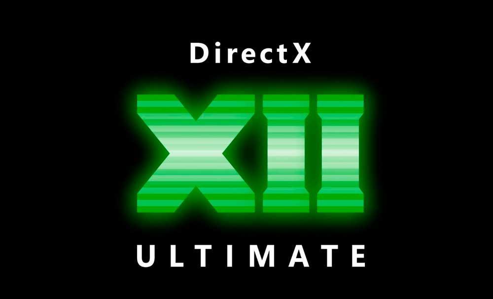 DX12 Ultimate-logotyp