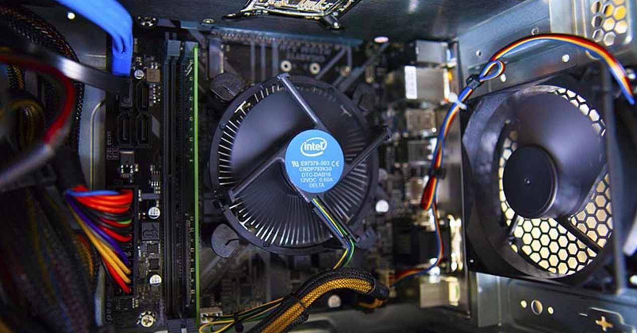 Disipador Intel