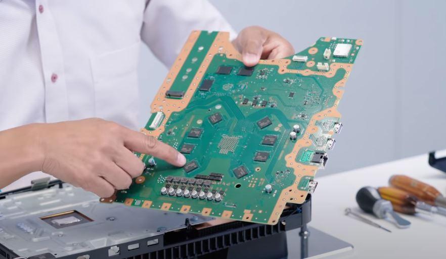 GDDR6 PS5