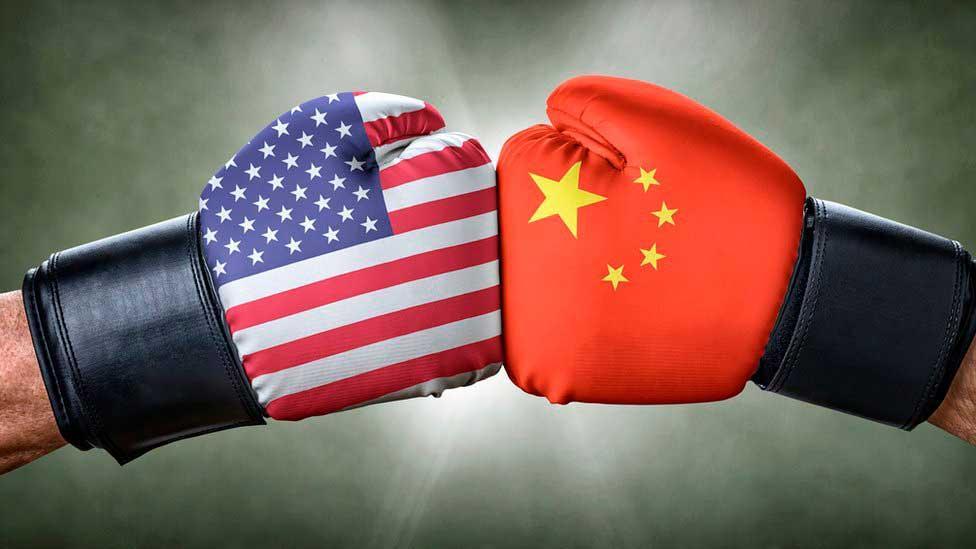 Guerra China EEUU