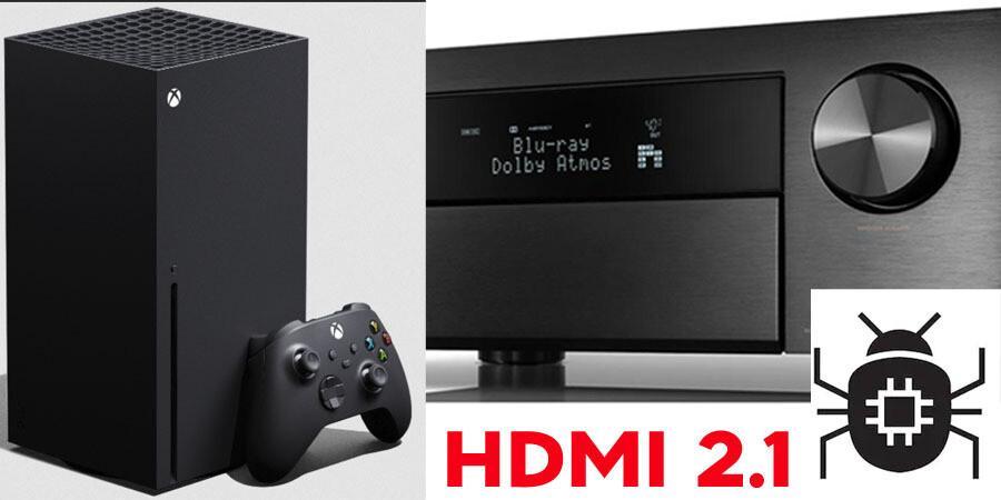 HDMI 2.1 bug