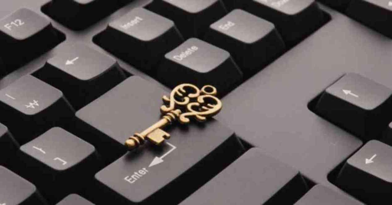 Clave Secreta Intel