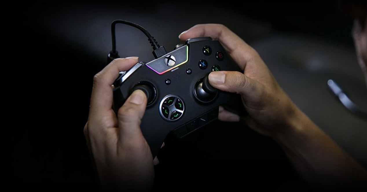 Mando razer PS4