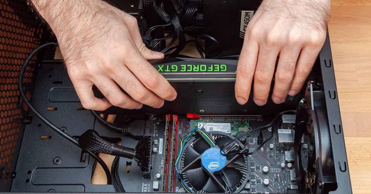 Montar nuevo PC por piezas