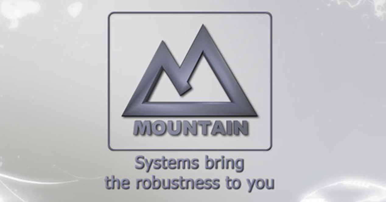 Ordenadores Mountain logo