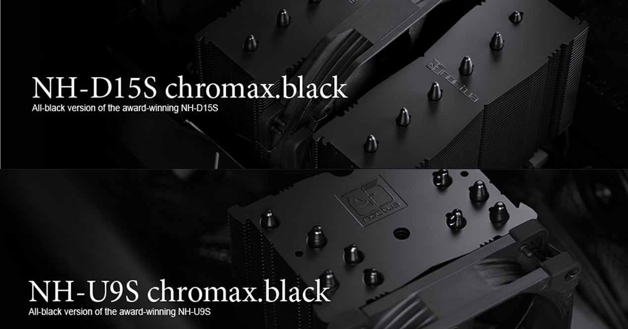 Noctua Chromax.black