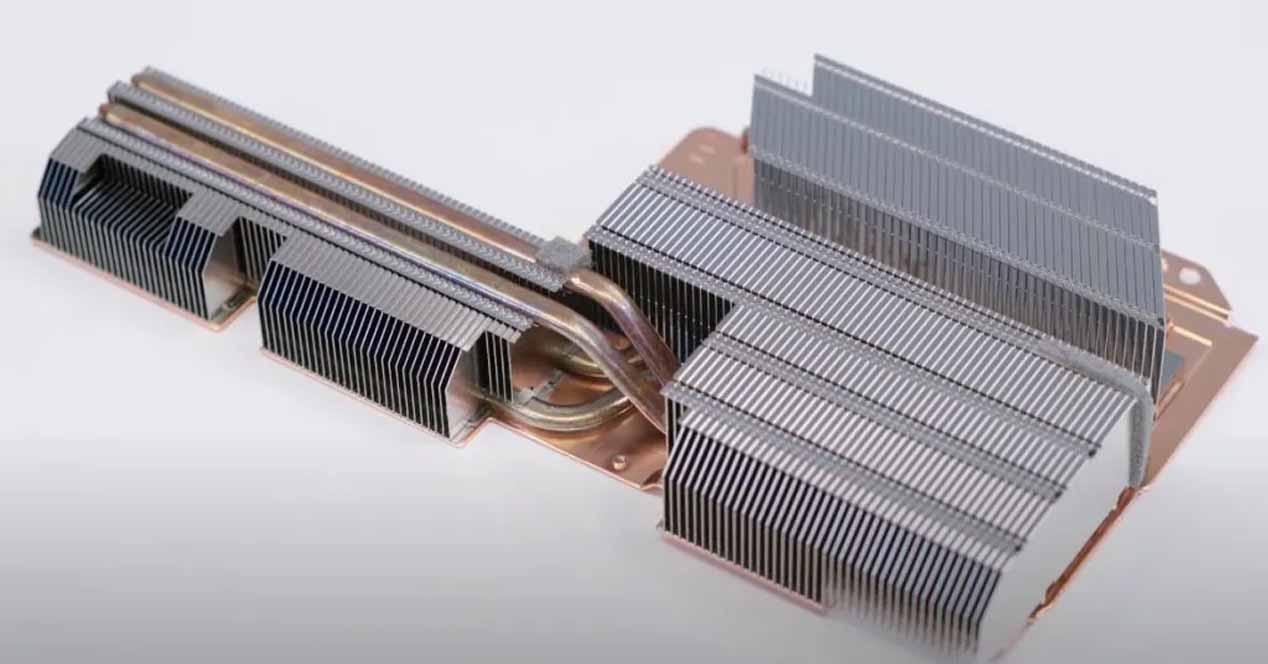 Disipador PS5 refrigeración