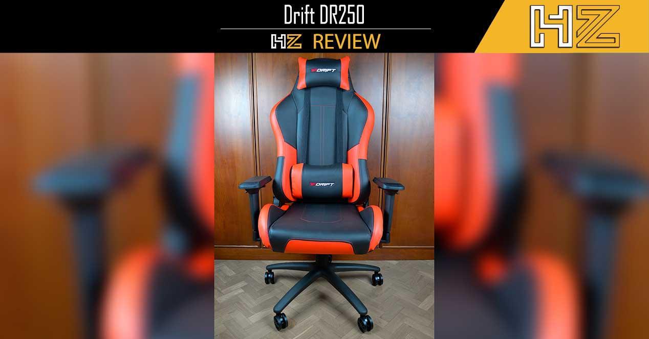 Review Drift DR250