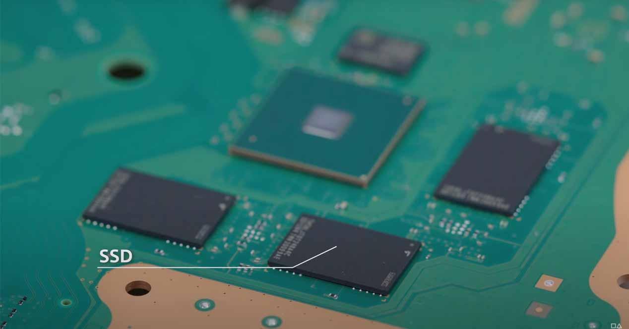 La vida útil de la consola PS5 está limitada por los chips del SSD