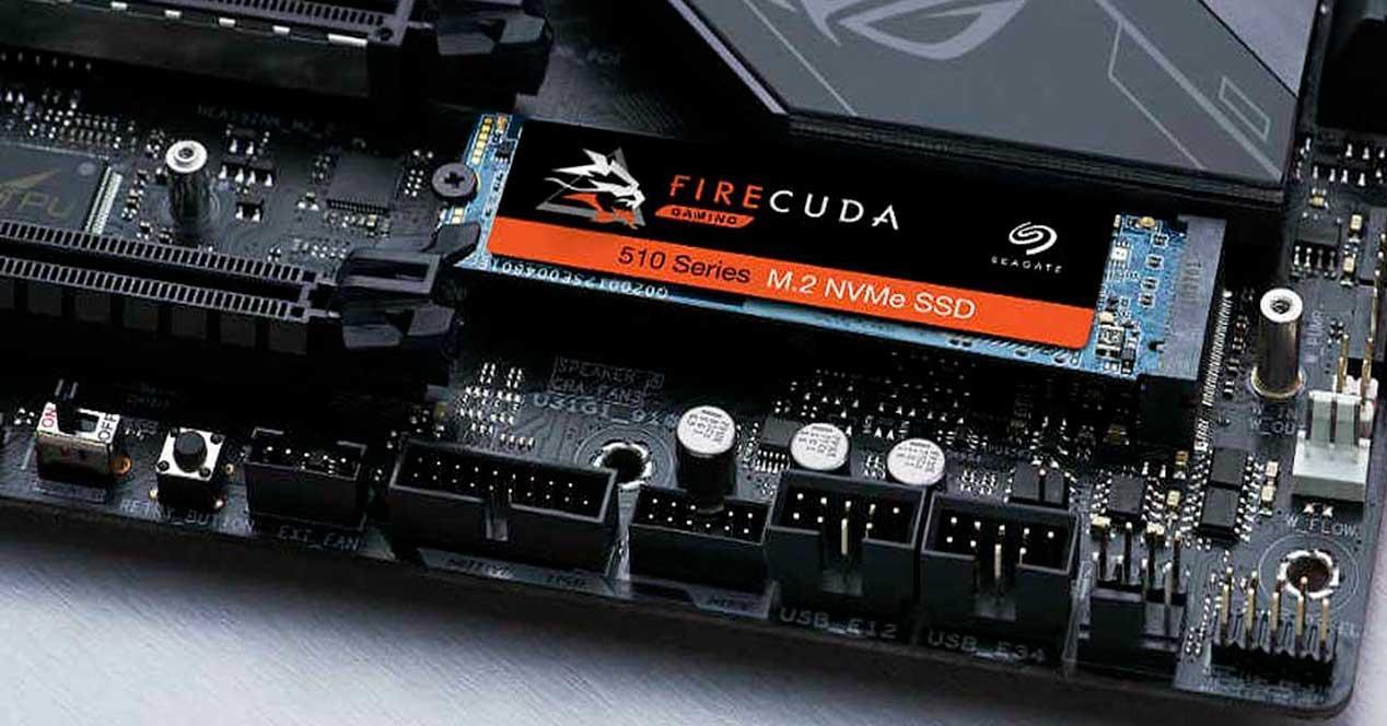 SSD disco
