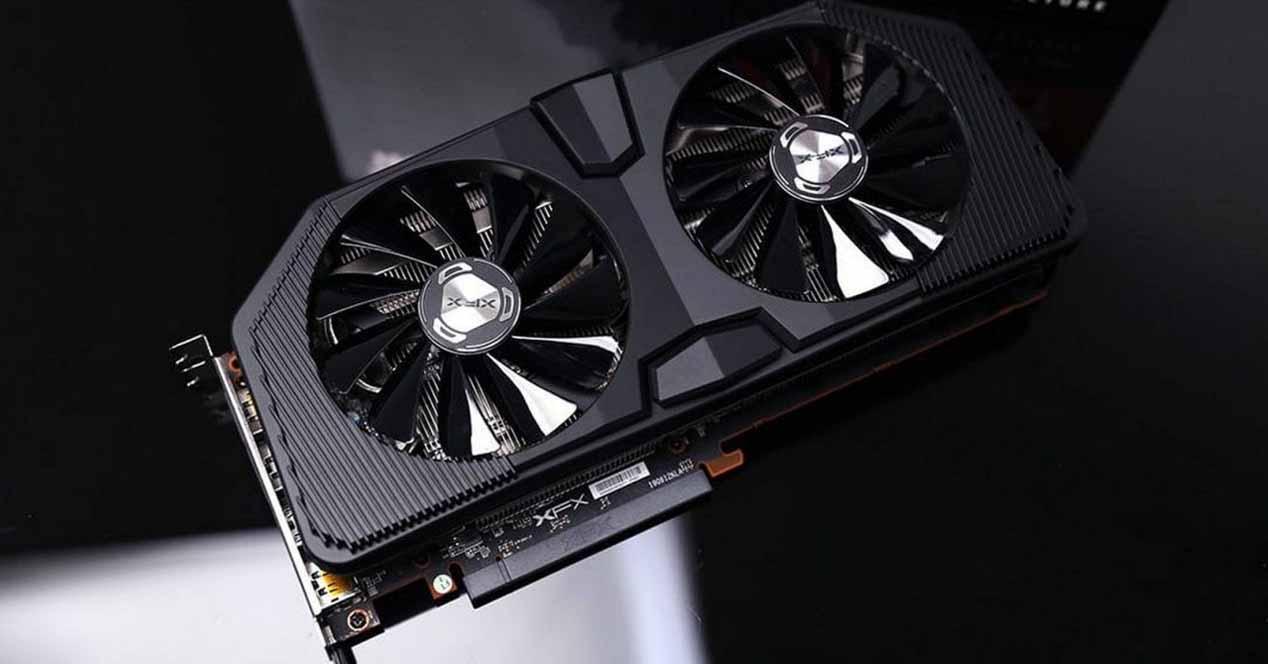 XFX Radeon minería