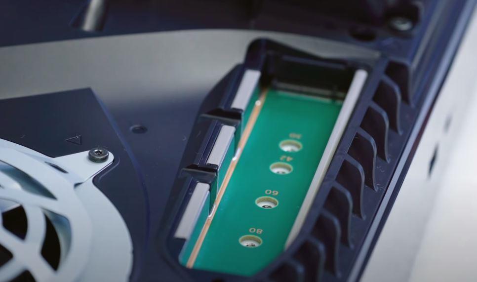 Zócalo M.2 PS5