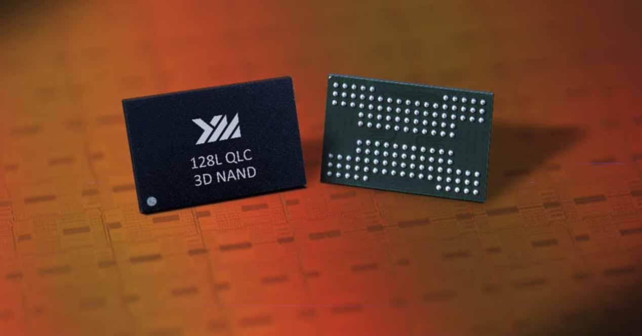 3D NAND 40 nm