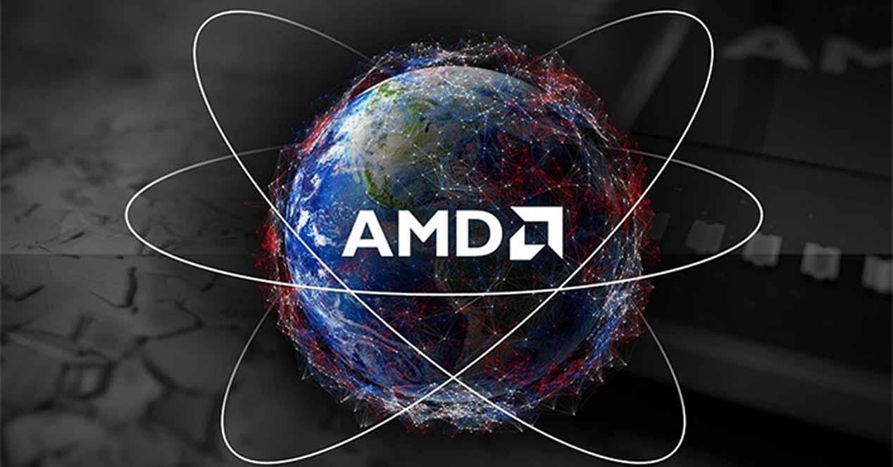 AMD CPU Híbridas