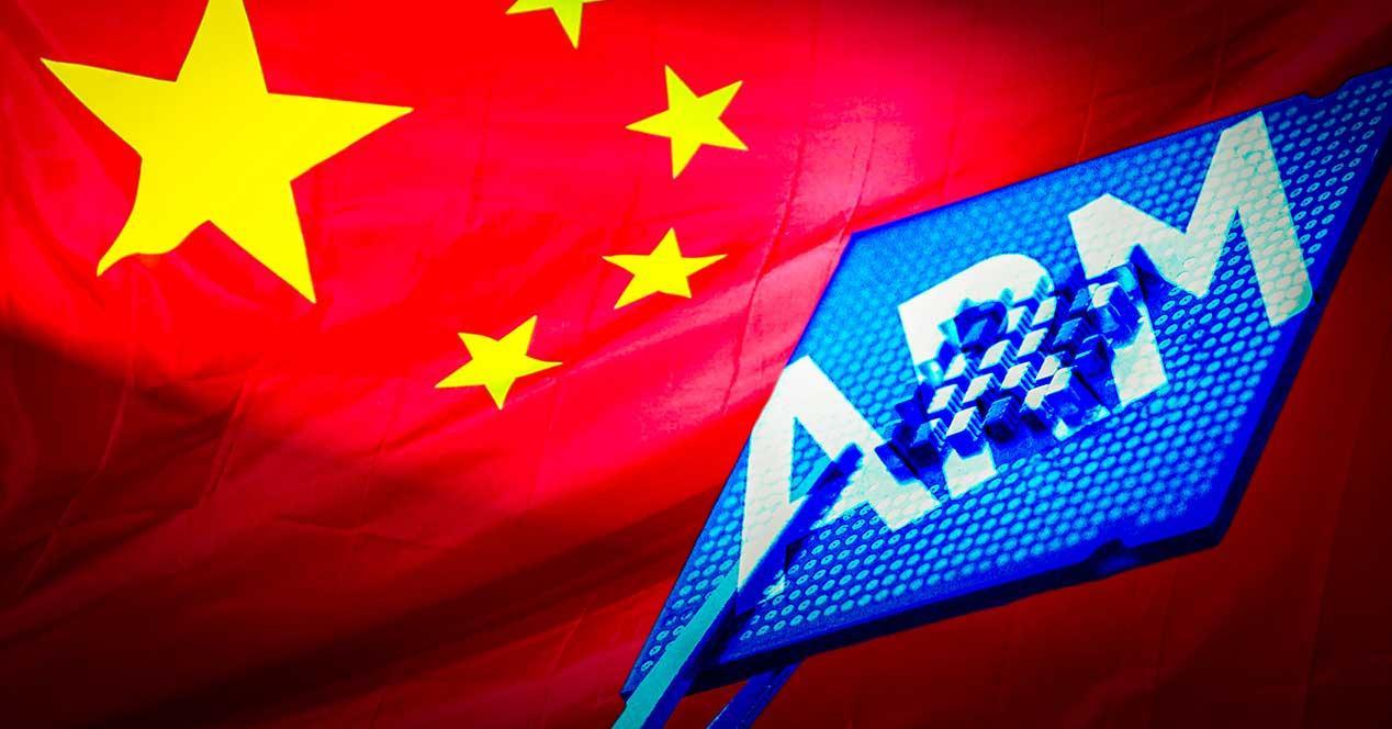 ARM-vs-china