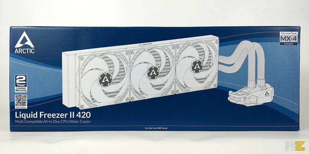 Arctic Freezer II 420 Review (1)