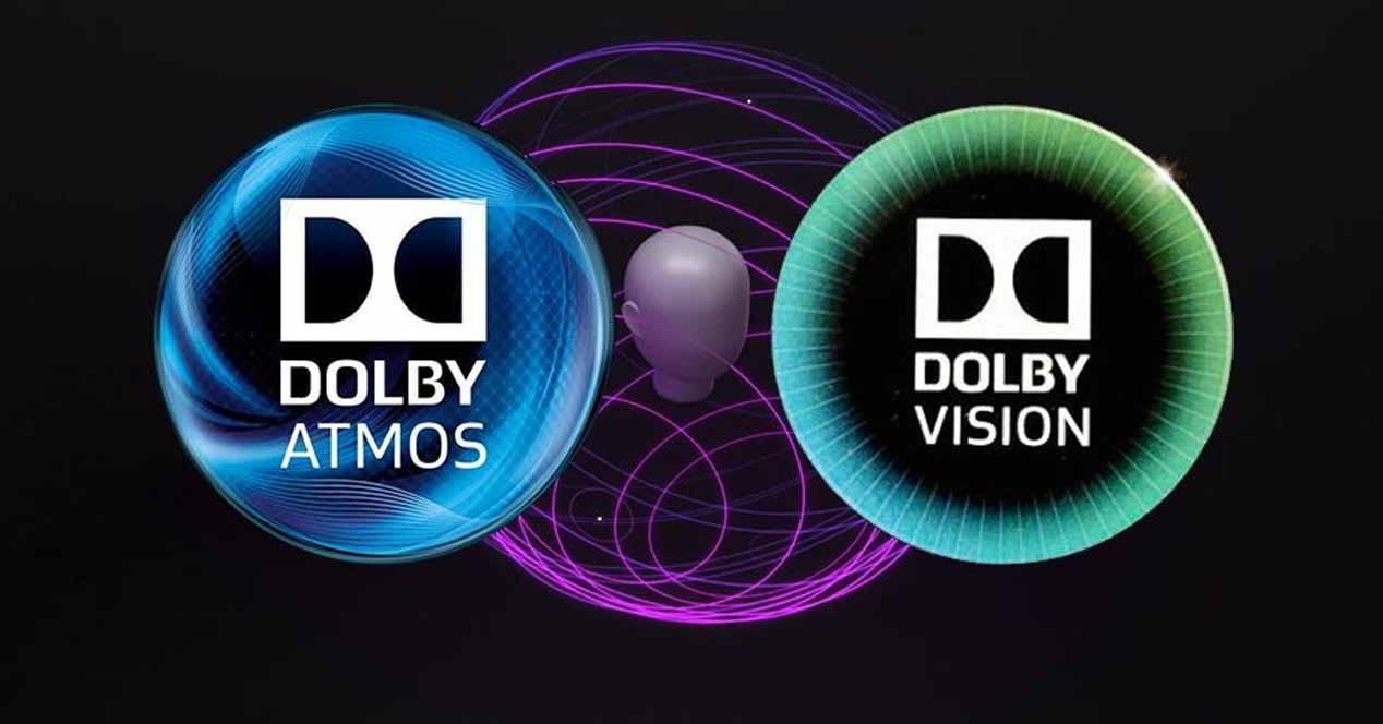 Dolby Vision y Atmos