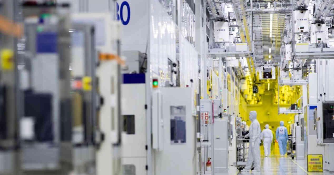 Fábrica Samsung 5 nm