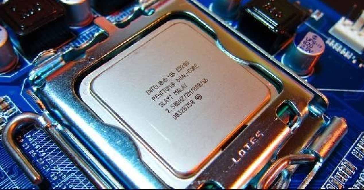 Núcleos procesadores