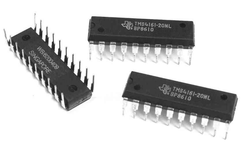 TMS4161 evolución GPUs
