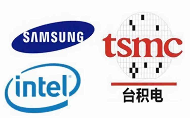 Intel vs Samsung vs TSMC