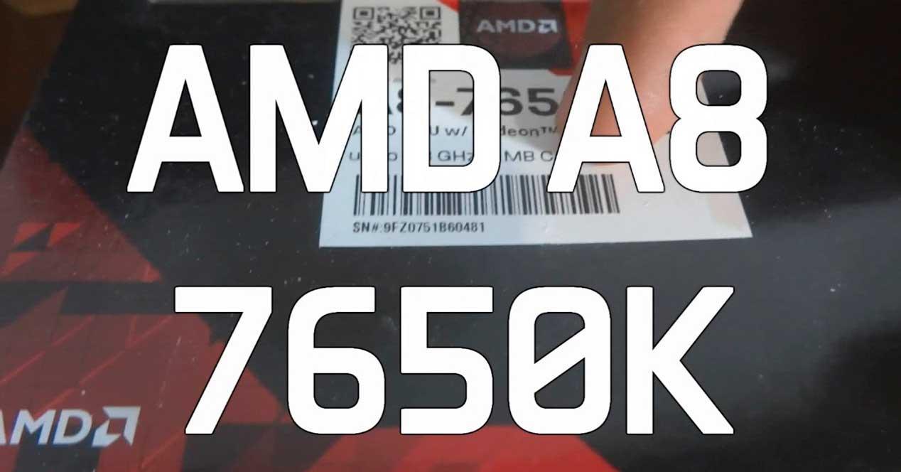 A8-7650K