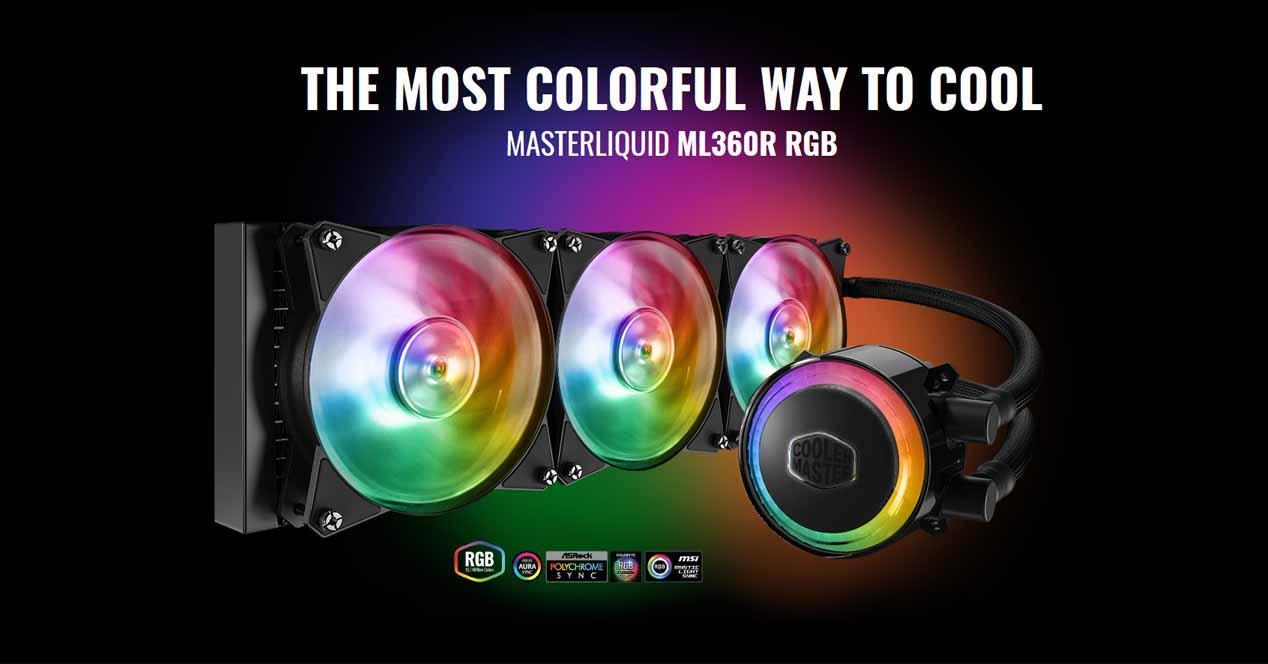 Cooler Master Masterliquid ML360R