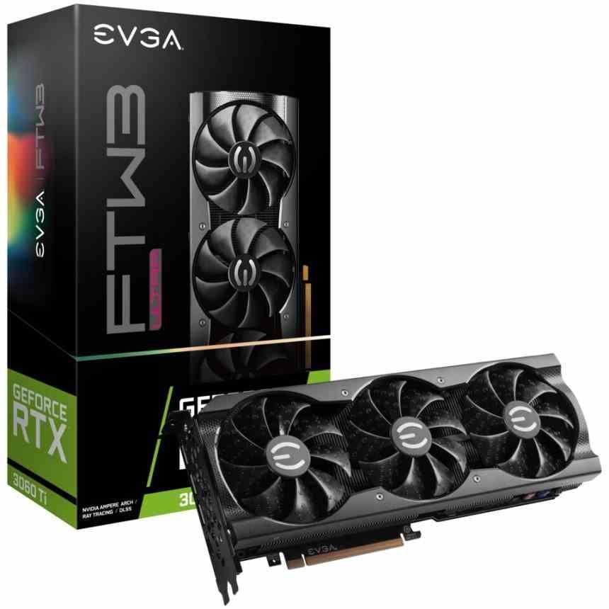 EVGA-GeForce-RTX 3060-Ti-FTW3