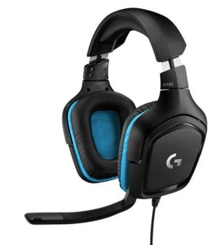 Logitech G432