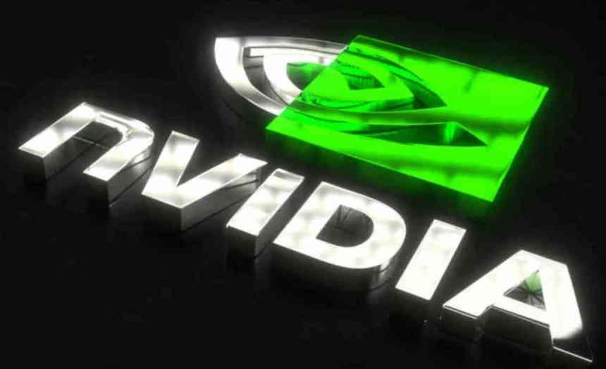 Logo NVIDIA 860p