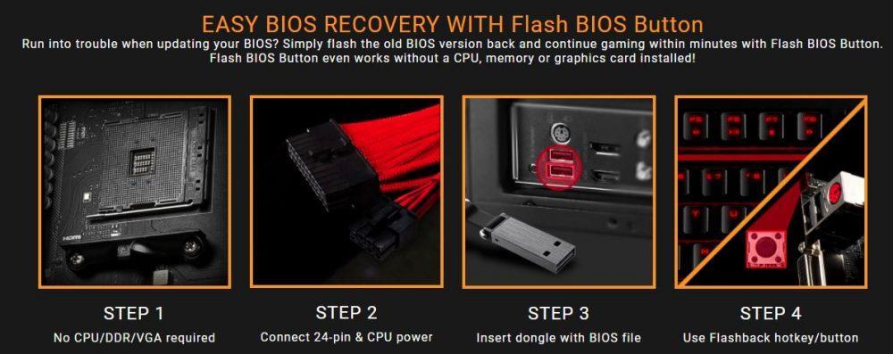 Aktualizace systému BIOS od procesoru MSI