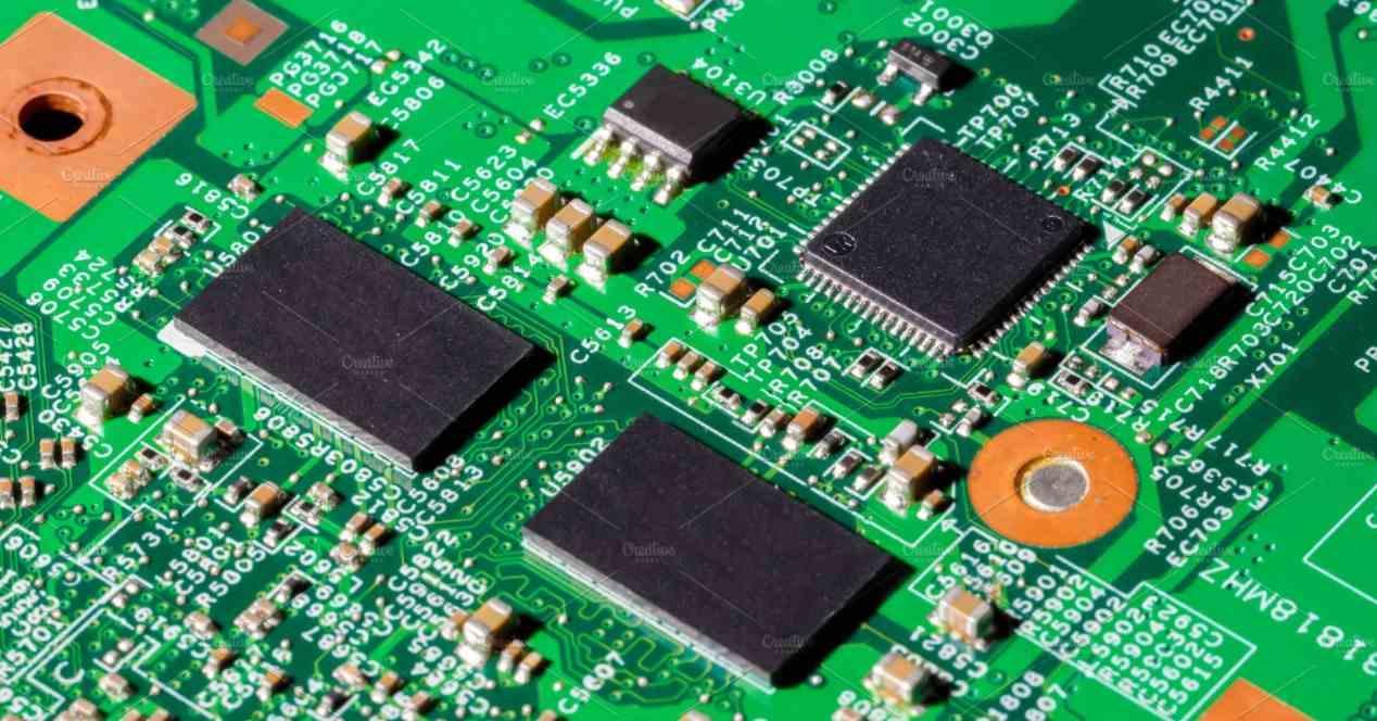 Integracioñ del hardware