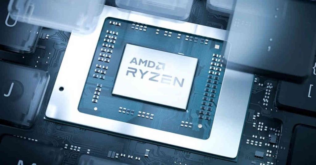 SoC AMD Ryzen